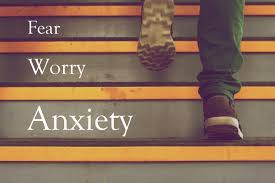 The relationship between fear & anxiety